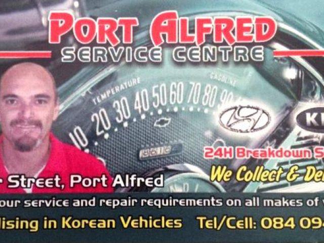 Port Alfred Service Centre