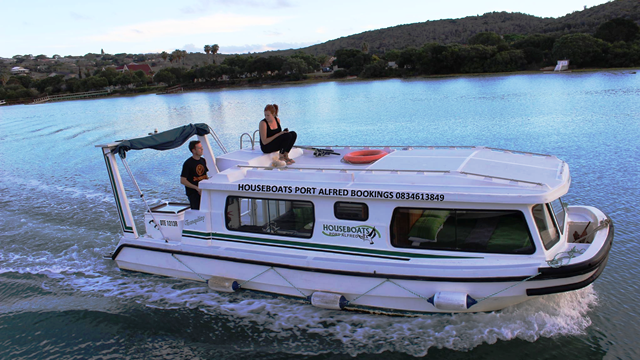 Port Alfred Houseboats